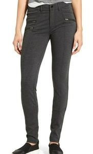 Athleta Ponte Moto Jogger Pants